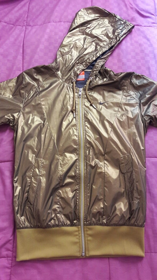 Campera Nike Mujer Impermeable Running