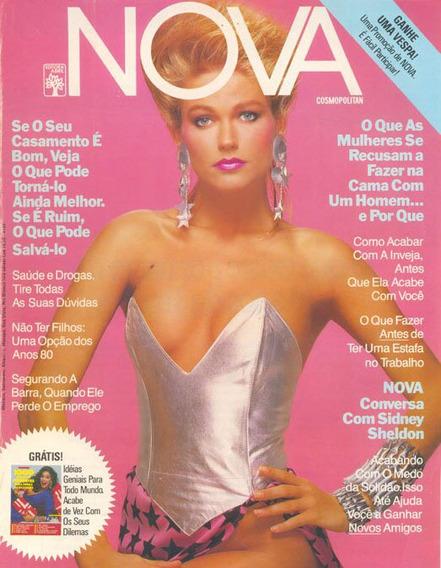 Revista Revista Nova Cosmopolitan Xuxa Meneguel- Rara