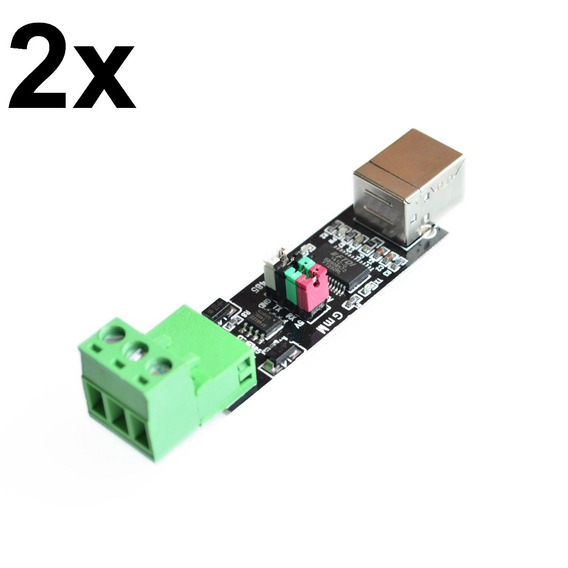 2x Conversor Usb 2.0 P Serial Rs485 Ftdi Ft232rl Arduino!!!