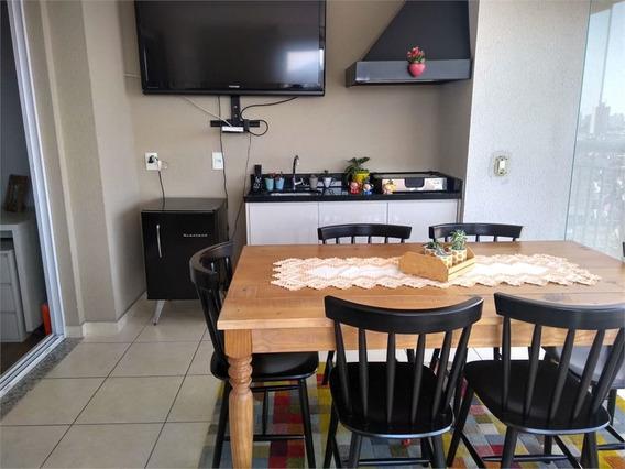 Apartamento Na Vila Guilherme Com Varanda Gourmet ,lazer Completo - 170-im400782