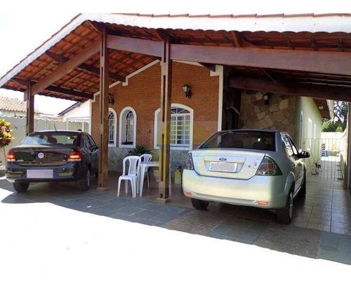 Imagem 1 de 15 de Casa À Venda, 170 M² Por R$ 689.000,00 - Vila Thais - Atibaia/sp - Ca1338