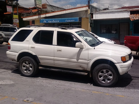Isuzu Rodeo Full Extras