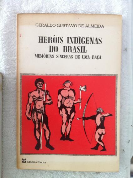 Heróis Indígenas Do Brasil Geraldo Gustado De Almeida