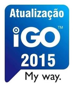 Atualização Gps 2013/2014 Com 3 Navegadores Igo8 Amigo Primo