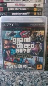 Grand Theft Auto Gta Episodes From Liberty City-ps3 Frt R$10