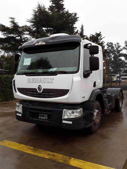 Renault 380 Tractor 4x2