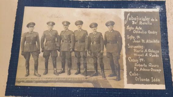 Fotos Ejercito Militar Regimiento N1 Artillería Montada