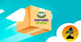 Envios De Cajas Y Paquetes Mercado Envio