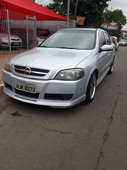 Chevrolet Astra 2.0 Advantage Flex Power Aut. 5p 121hp 2009