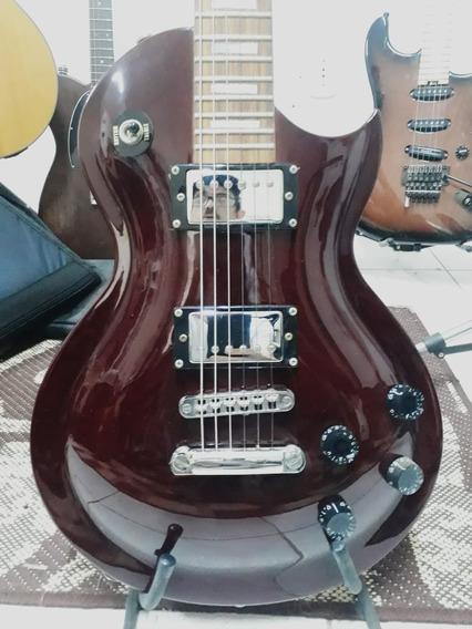 Guitarra Walczak Les Paul - Top Maple Vrod - Wilkinson