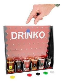 Juego De Bebidas Drinko Shot Glass
