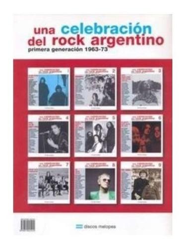 Una Celebracion Del Rock Argentino Varios Interp Dvd Nuevo