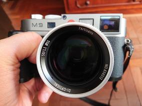 7 Artisans 50mm F1.1 Zerada Na Caixa. Leica M