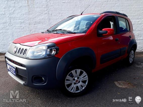 Fiat Uno 1.4 Way 8v Flex 4p Manual 2011/2012