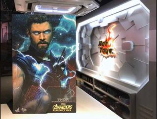 Hot Toys Thor Infinity War Nuevo En Mano Envío Gratis Fpx