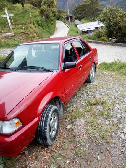 Mazda 323 Carro En Buen Estado