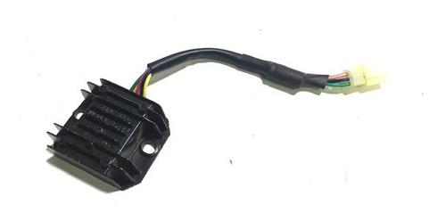 Imagen 1 de 5 de Regulador De Voltaje Sin Luces Encendidas Zanella Zr Cuotas