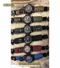 Relógio G-shock Sobrevivencia