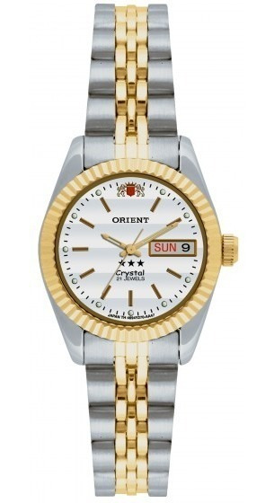 Relógio Orient 559eb3x B1sk Feminino Automático - Refinado