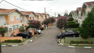 Sobrado Com 3 Dormitórios Para Alugar, 100 M² Por R$ 2.900/mês - Granja Viana - Cotia/sp - So0632