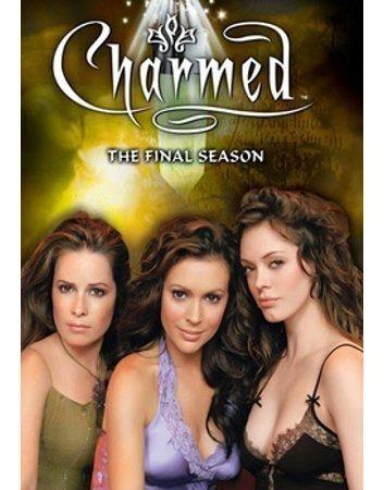 Dvd Charmed 8ª Oitava Temporada Legendado 6 Discos Lacrado