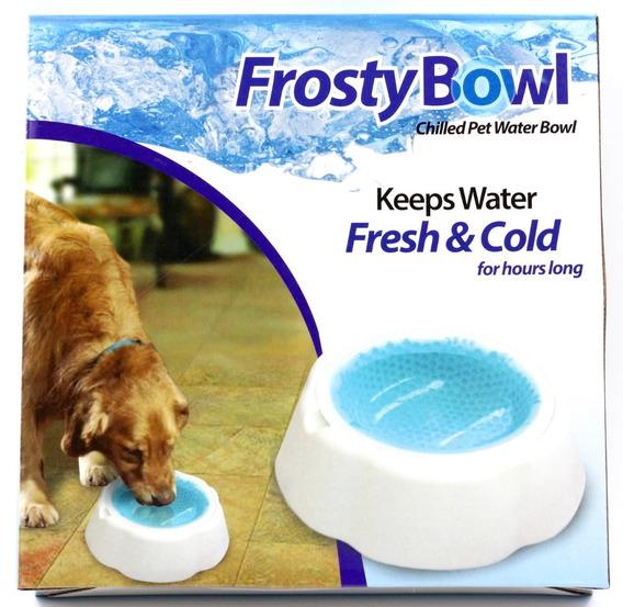Tigela Gelado Refrigerado Pet Tigela De Água - Frosty Bowl