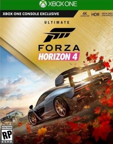Forza Horizon 4 Ultimate - Xbox One Tipo 1/2 Original