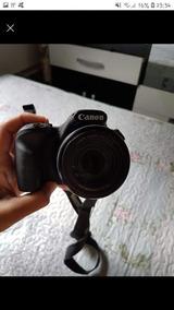 Camera Semi Profissional Canon Power Shot Sx520hs