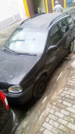 Chevrolet Corsa Wagon 1.6 16v Gls 5p 2000