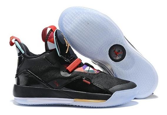 Tenis Nike Jordan 33 Na Caixa Pronta Entrega