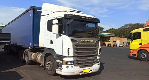 Imagem 1 de 3 de Scania G 420 6x2 - Automático - Ano 2009