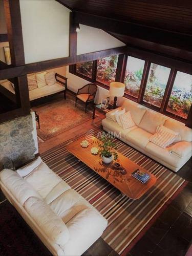 Imagem 1 de 26 de Casa À Venda, 370 M² Por R$ 3.000.000,00 - Itaipu - Niterói/rj - Ca0346