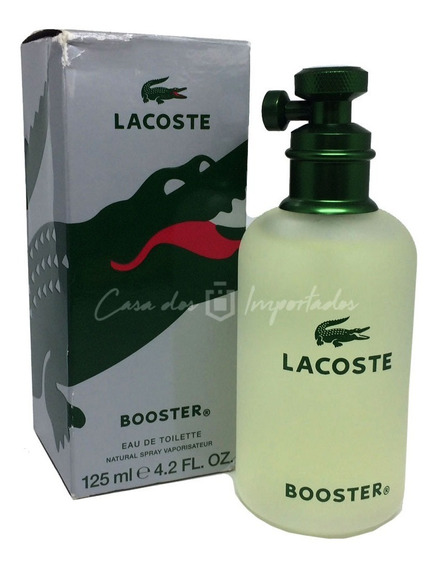 Lacoste Booster Eau De Toilette 125ml - Importado E Original