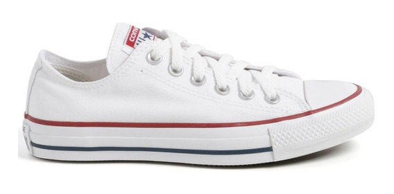 Tênis All Star Converse Branco Clássico Envio Imediato!