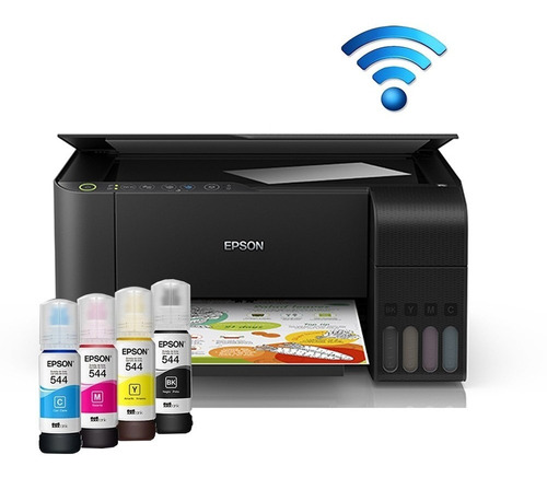 Imagen 1 de 9 de Impresora Epson L3150 L3110 Xp4100 Xp5105 Wf2830 Wf2850