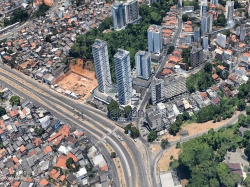 Apartamento 3/4 Sendo 1 Suíte Nascente Total Ladeira Do Acupe Com 2 Vagas E 108 Metros - Ab005 - 69375054