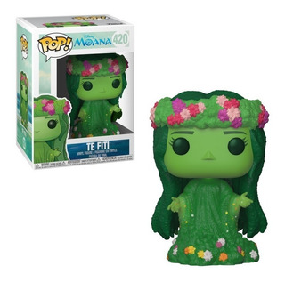 Funko Pop Te Fiti (420) Disney Moana Funko Pop Original