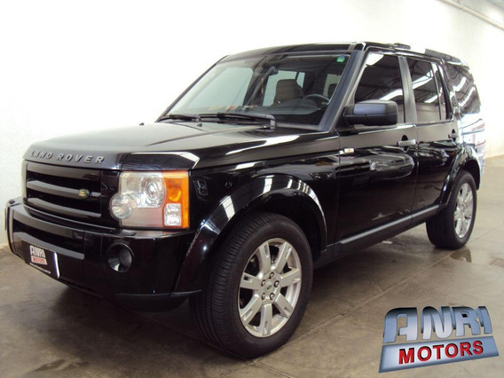 Land Rover Discovery3 2.7 Diesel 4x4 Automático Completo
