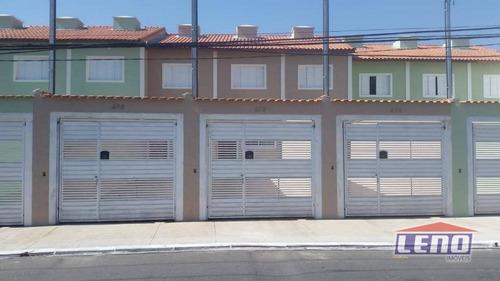 Imagem 1 de 13 de Sobrado Com 2 Dormitórios À Venda, 66 M² Por R$ 305.000,00 - Vila Reis - São Paulo/sp - So0468