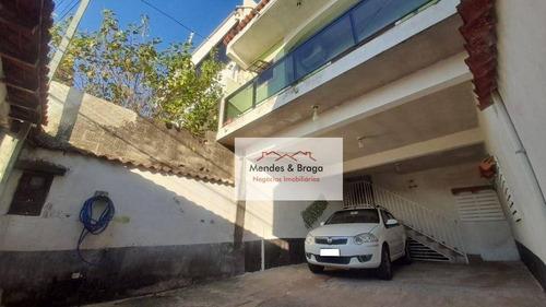 Imagem 1 de 11 de Casa À Venda, 110 M² Por R$ 350.000,00 - Vila Nova Bonsucesso - Guarulhos/sp - Ca0121
