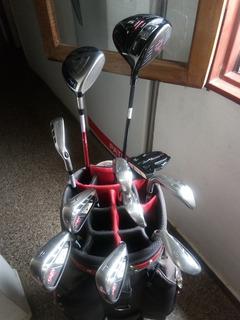 Set Completo De Golf