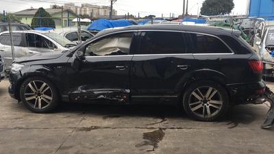 Audi Q7 2015 Kit Airbag Motor Câmbio Diferencial Sucata