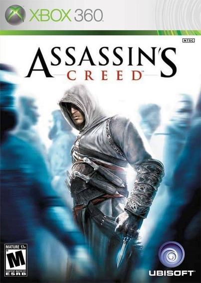Jogo Assassins Creed 1 - Xbox 360 - Original - Usado