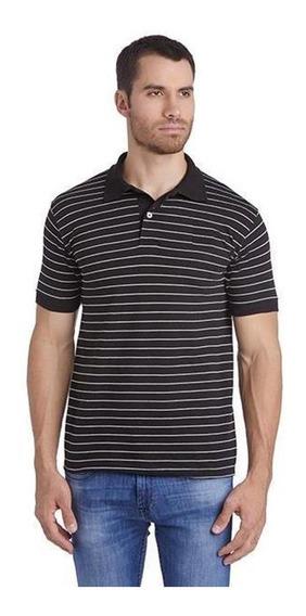 Playera Docker Hombre Camisa Dockers Tipo Polo Moda Vintage Talla M Liquidacion $900a