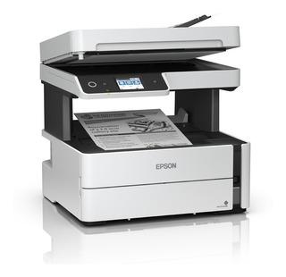 Impresora Multifuncion Epson M3170 Monocromatica Sistema Con