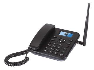 Telefone Celular Rural De Mesa Dual Chip Rádio Fm Bdf-02