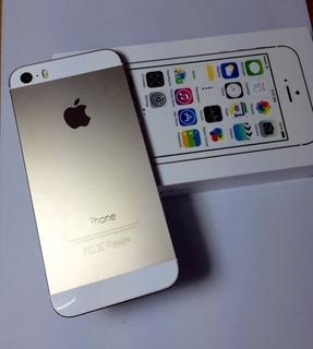 iPhone 5s Dourado Usado
