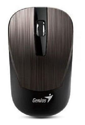 Mouse Genius Nx-7015 Wireless Usb Chocolate Blister