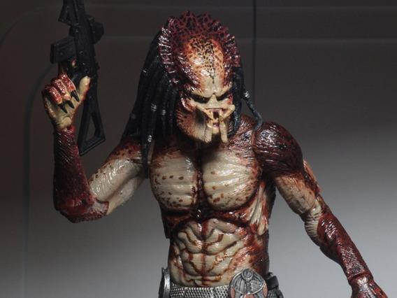 Neca Predator 2018 Ultimate Fugitive Lab Escape