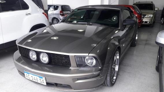 Ford Mustang V8 Gt Cabriolet